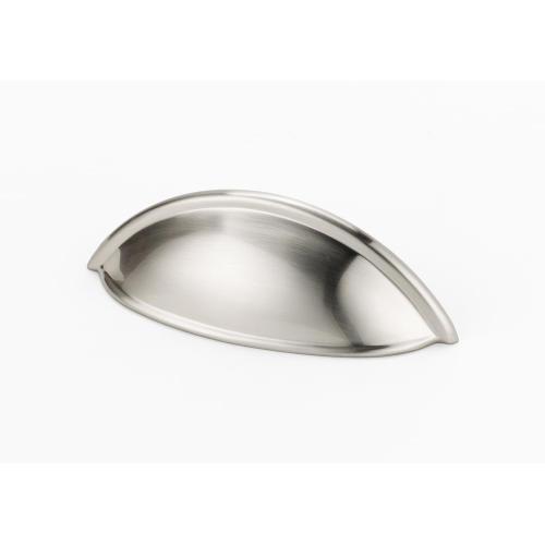 Cup Pulls A1355 - Satin Nickel