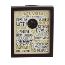 "See Details - ""Aquarius"" Wall Block."