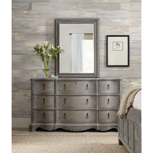 Beaumont Nine-Drawer Dresser