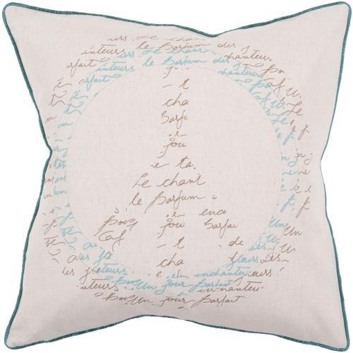 "Surya - Decorative Pillows JS-050 22""H x 22""W"