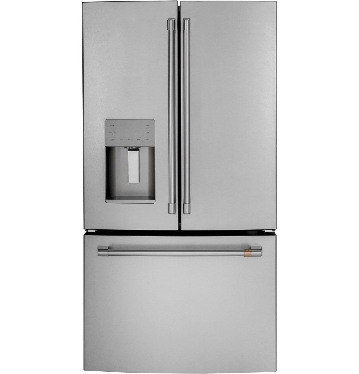 CafeCafé™ Energy Star® 25.6 Cu. Ft. French-Door Refrigerator
