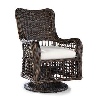 See Details - Moraya Bay Swivel Dining Arm Chair