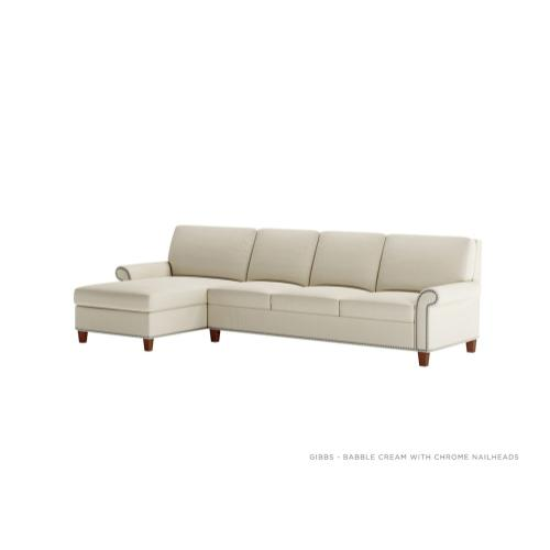 Gibbs Space Saving Sleeper Sofa - American Leather