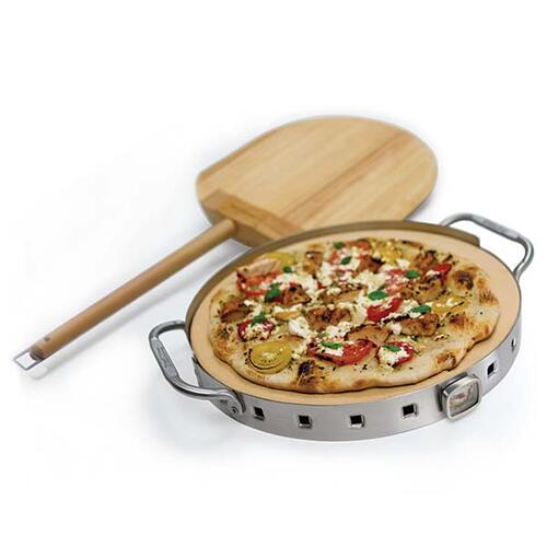 Pizza Stone Grill Set