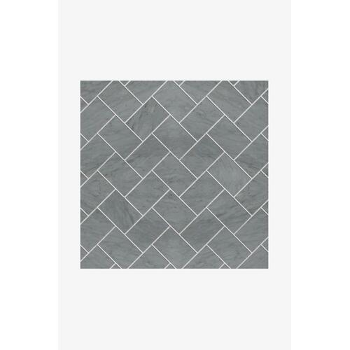 Luminaire 4cm x 6cm Herringbone Mosaic in Cream Travertine