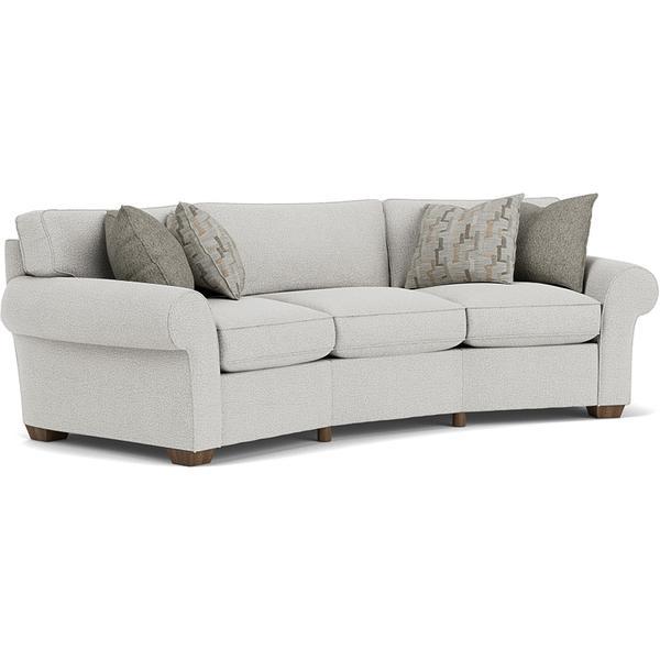 See Details - Vail Conversation Sofa