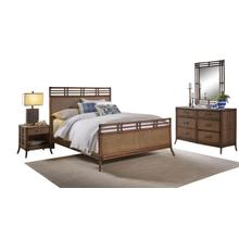 Treasure Island 6 PC Complete King Bedroom Set