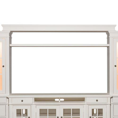 "Liberty Furniture Industries - Bridge w 60"" Shelf"