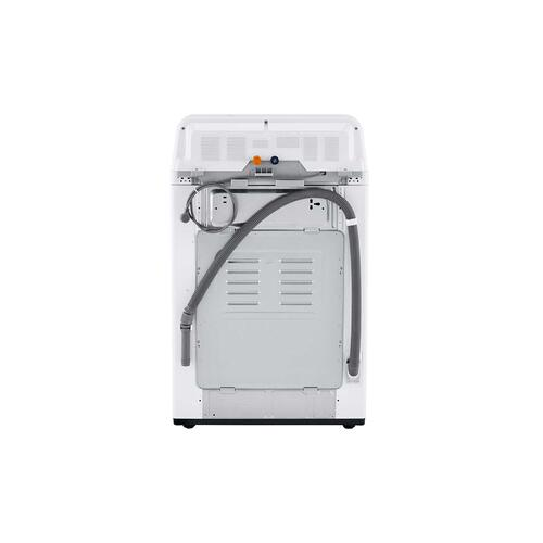 LG - 4.5 cu. ft. Ultra Large Capacity Top Load Washer with TurboDrum™ Technology