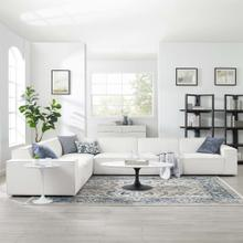 Restore 6-Piece Sectional Sofa in White