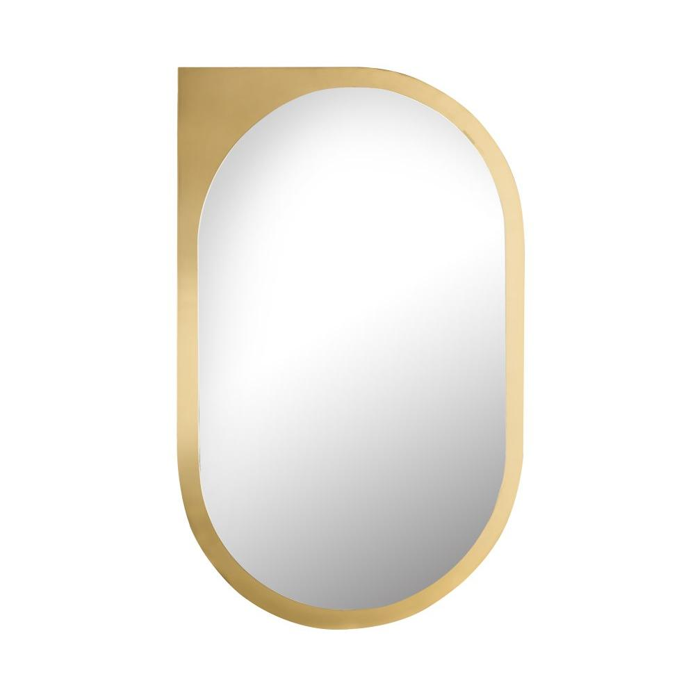 Darby Oval Mirror