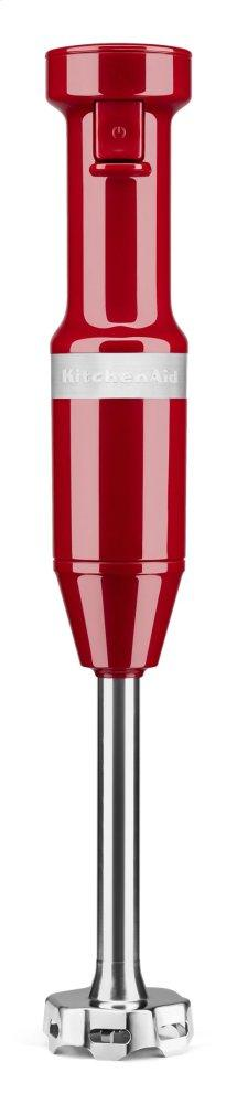 Variable Speed Corded Hand Blender - Empire Red