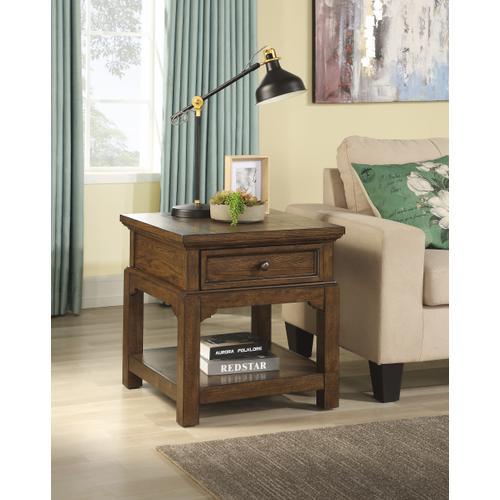 Flexsteel - Tahoe Lamp Table