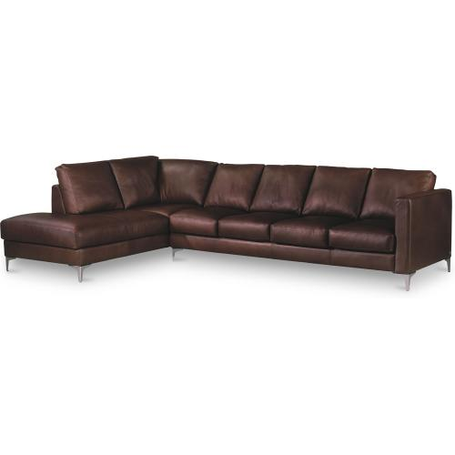 See Details - Kendall Sectional - American Leather