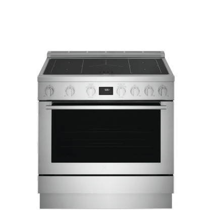 36'' Induction Freestanding Range