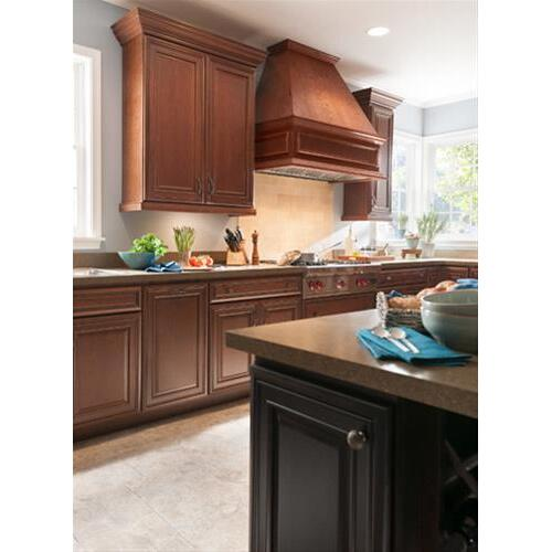 """48"""" x 19.25"""" depth Stainless Steel Built-In Range Hood with iQ12 Blower System, 1500 Max CFM"""