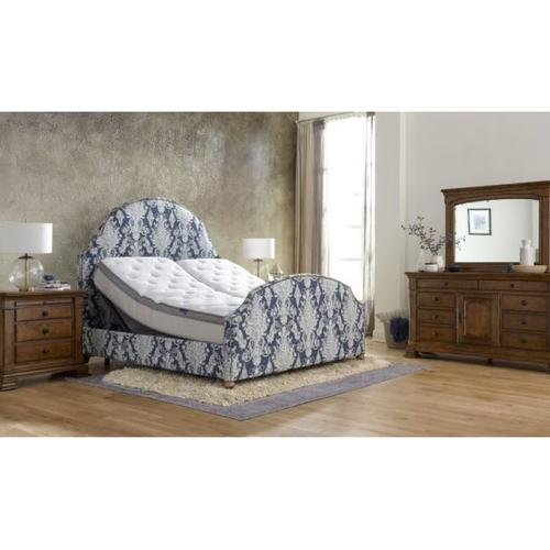 Arabella King Bed W/matching Footboard Package