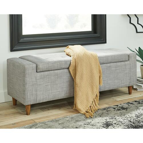 Winler Upholstered Accent Bench