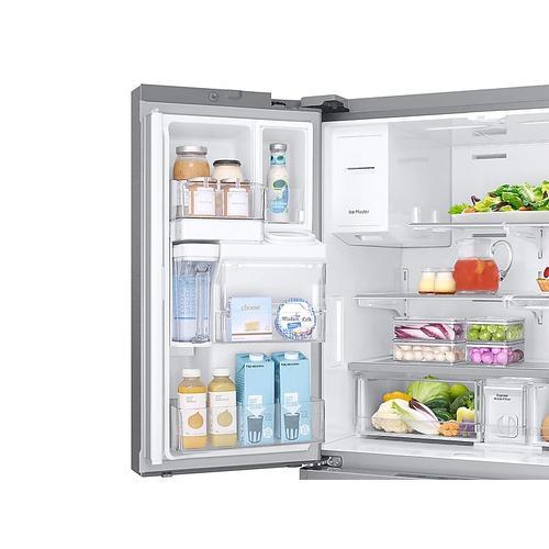 OPEN BOX 23 cu. ft. Capacity Counter Depth 4-Door French Door Refrigerator