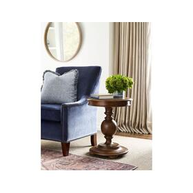 Pearson Round End Table