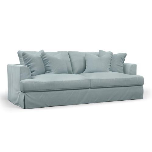 Newport Slipcovered Sofa