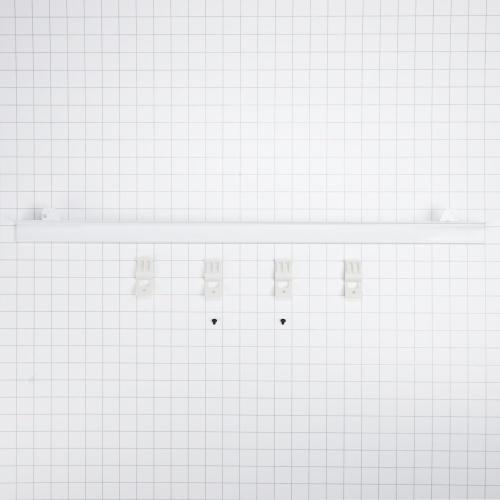 KitchenAid - Built-In Oven Vent Trim Kit - White