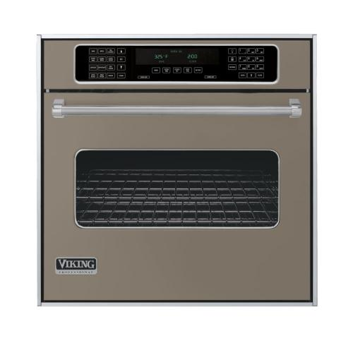"""Stone Gray 30"""" Single Electric Touch Control Premiere Oven - VESO (30"""" Wide Single Electric Touch Control Premiere Oven)"""