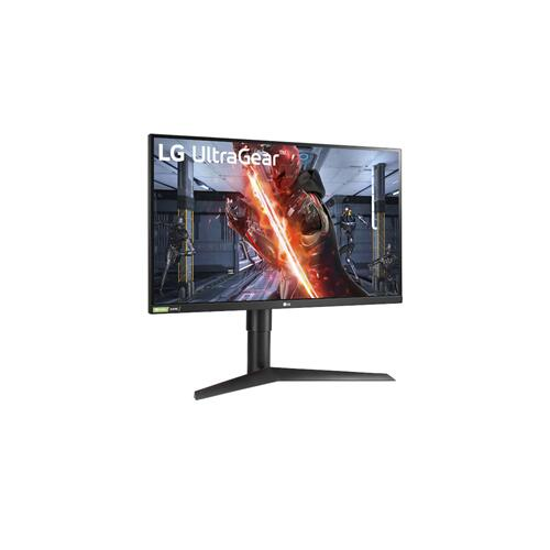 LG - LG 27GL850 27'' UltraGear™ Nano IPS 1ms Gaming Monitor with G-Sync® Compatibility