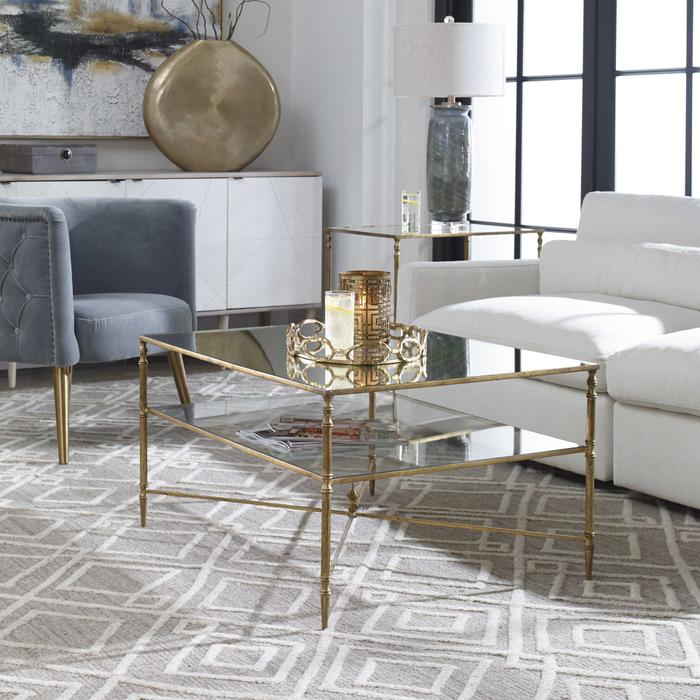 Uttermost - Henzler Coffee Table