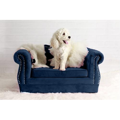 Yorkshire Navy Pet Bed