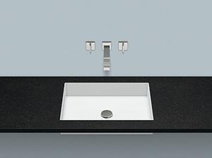 Flush built-in basin Product Image