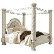 Cassimore King Poster Bed With Canopy