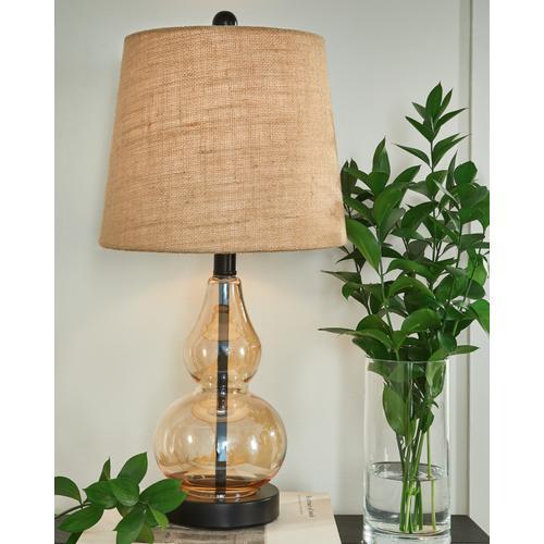 Signature Design By Ashley - Makana Table Lamp