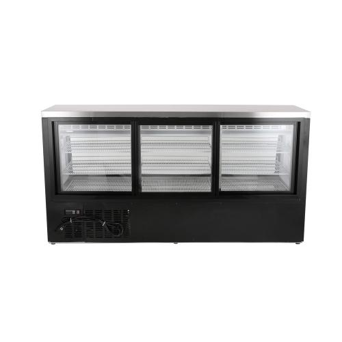 "82"" Refrigerated Deli Case"