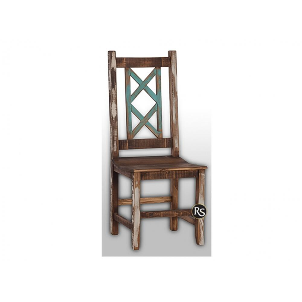 Cabana X-Turquoise Chair
