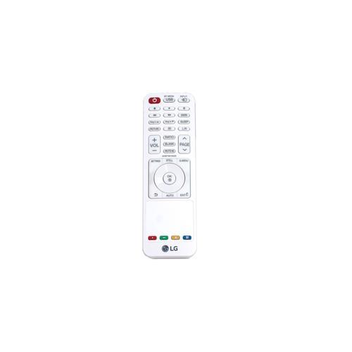 LG - LG Projector Remote Control AKB73616420