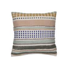 20x20 Hand Woven Ginnie Pillow