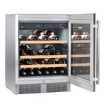 "Liebherr 24"" Under-worktop wine storage cabinet"