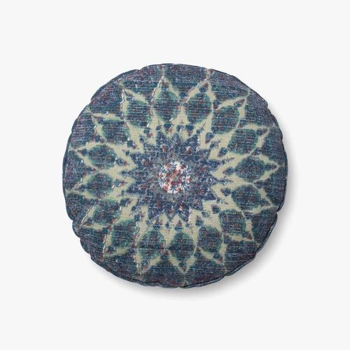 P0408 Blue / Teal Pillow
