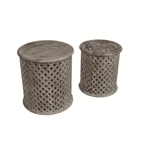 Midland Round End Tables