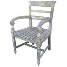 View Product - Raffles Arm Chair - Rw+/wht
