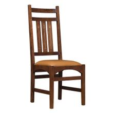 Side Chair, Oak Harvey Ellis Side Chair, With Inlay