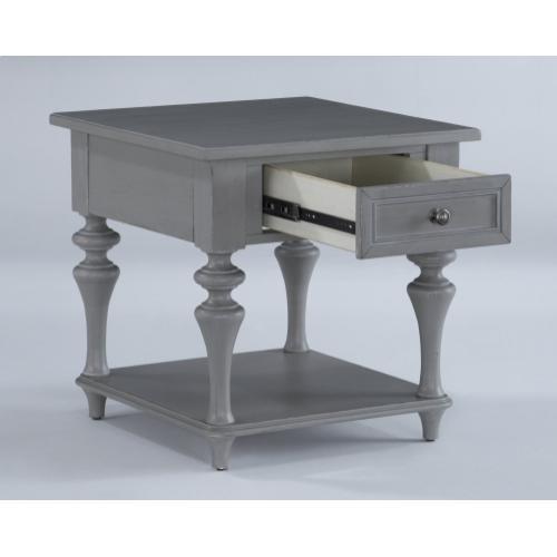 Heirloom End Table
