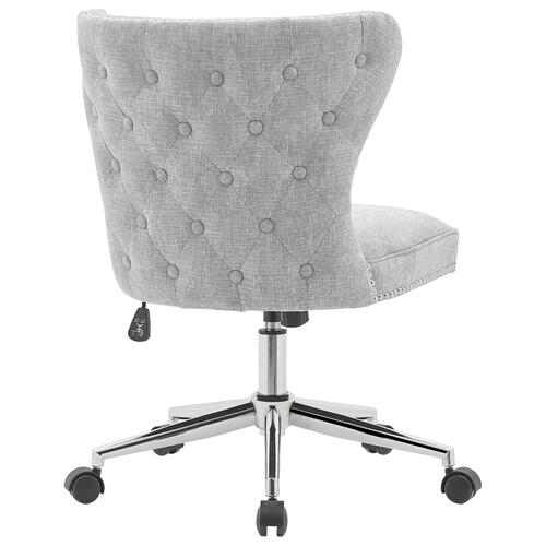 Product Image - Hazel KD Fabric Office Chair, Smash Gray