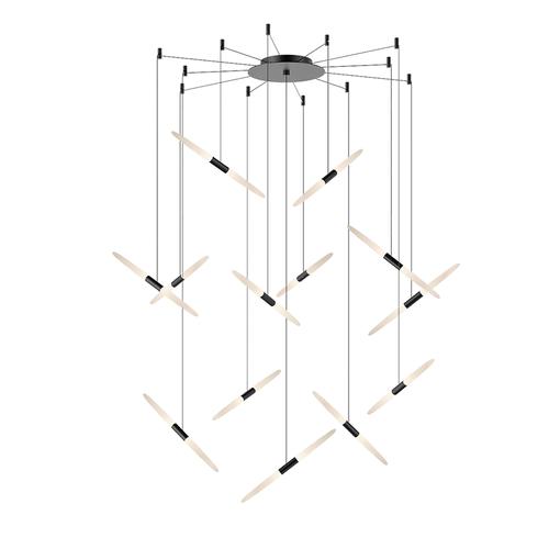 Ballet™ 13-Light Swag LED Pendant