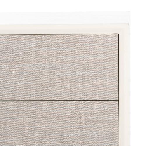 Safavieh - Estella 4 Drawer Console Table - White