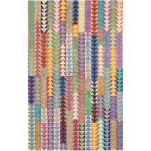 See Details - Best Seller Vintage Quilt Rug, MULTI, 1X1