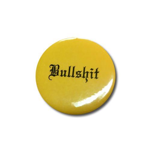 """Klipsch - Official """"Bullshit"""" Button"""