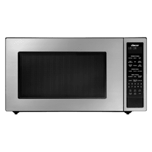 "Dacor24"" Microwave, Silver Stainless Steel"