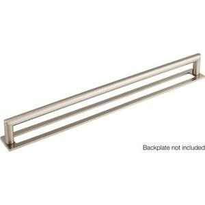 Top Knobs - Kinney Pull 12 Inch (c-c) Brushed Satin Nickel